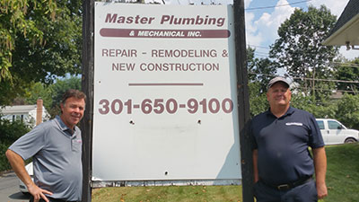 About Us Master Plumbers For 30 Years In Md Amp Dc
