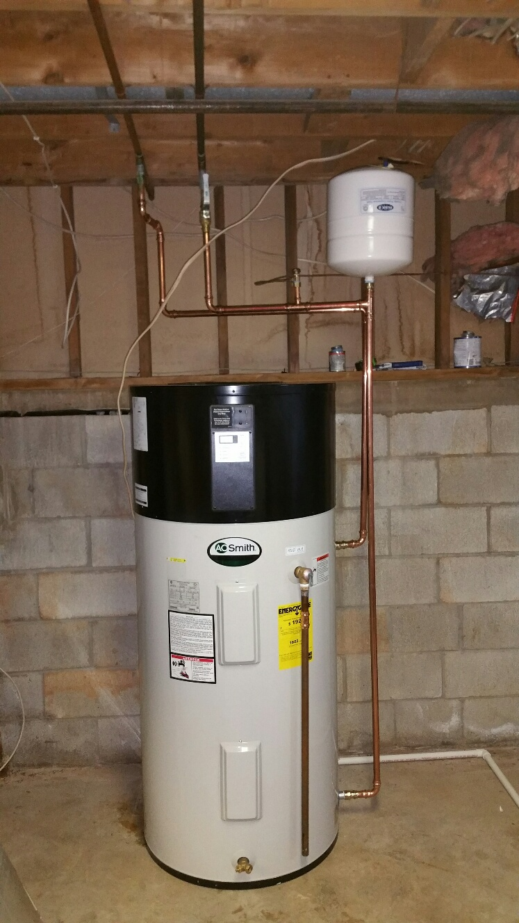 The Benefits Of Hybrid Electric Water Heaters