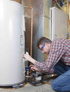 Conventional Hot Water Heaters in Washington DC