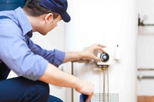 Conventional Hot Water Heaters in Potomac