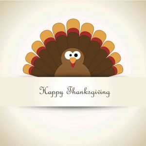 Happy Thanksgiving from Master Plumbing and Mechanical