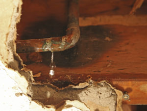 Finding the Location of a Plumbing Leak